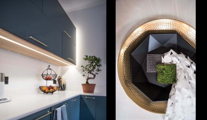 Interior design examples