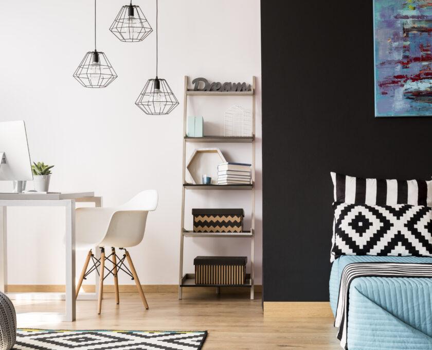 metallics interior design