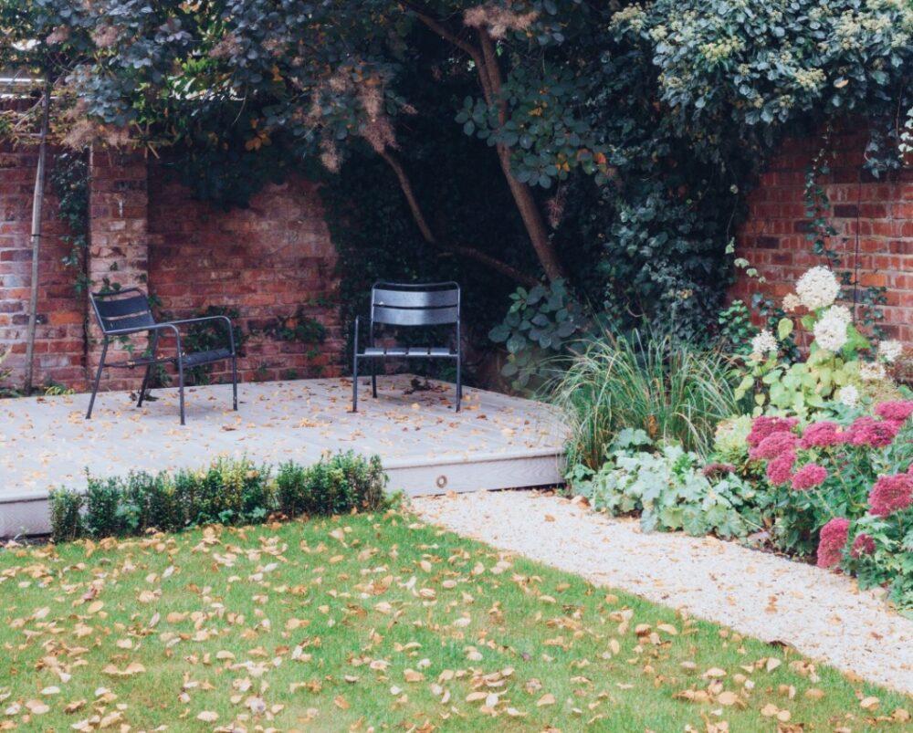 Manchester garden design landscaping service from Plantlife Garden Design by Frances Kandel